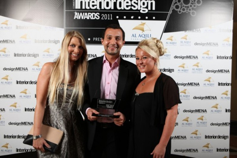 Commerical Interior Design Awards 2011 Retail of the Year