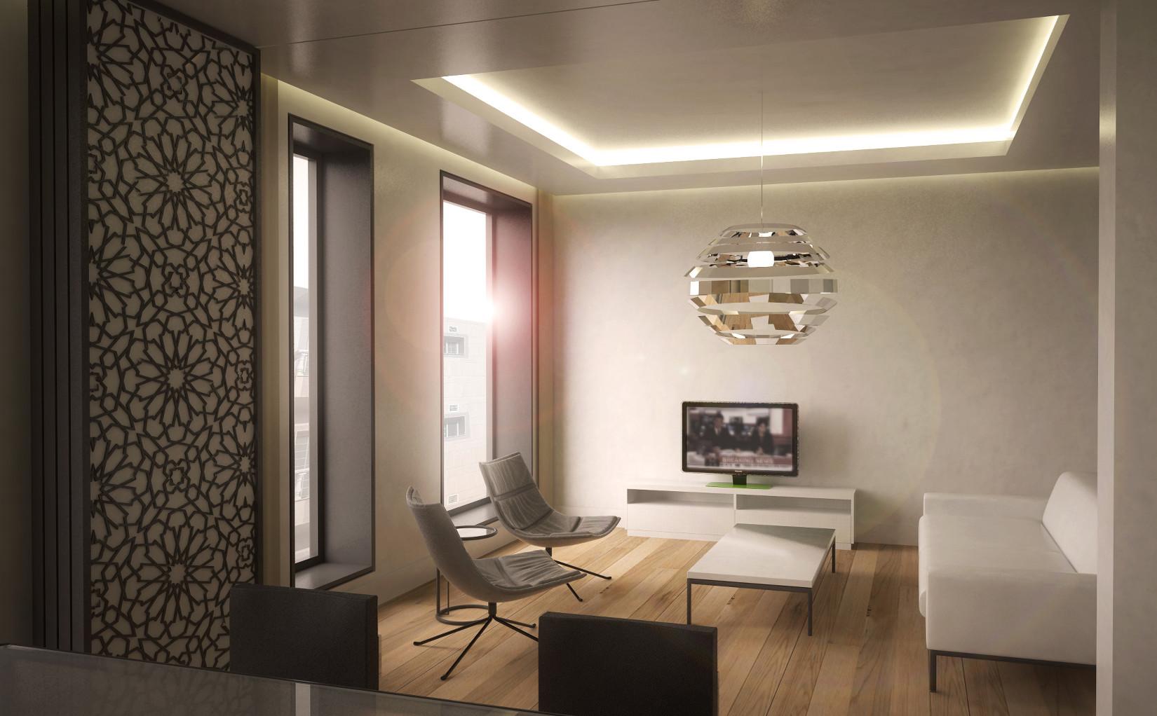 Carbon Rowdah Apartments