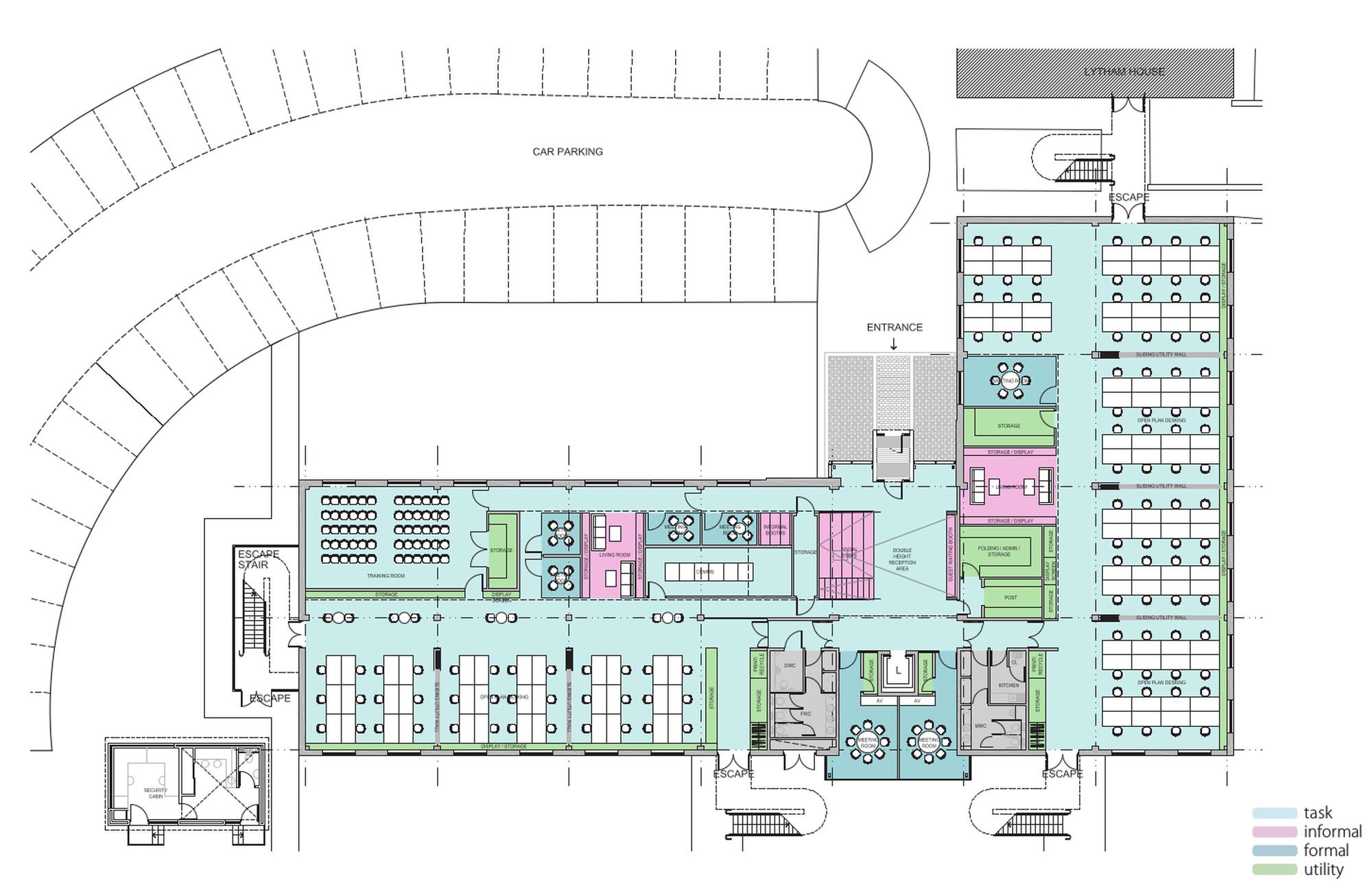 Rightmove Offices Ground Floor Plan