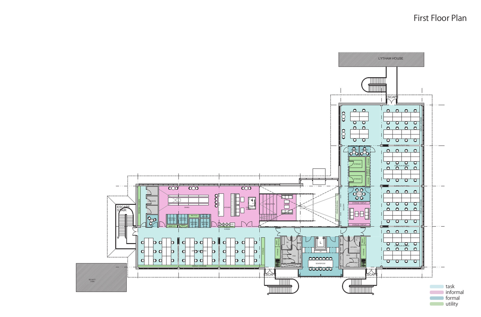 Rightmove Offices Ground Floor Plan