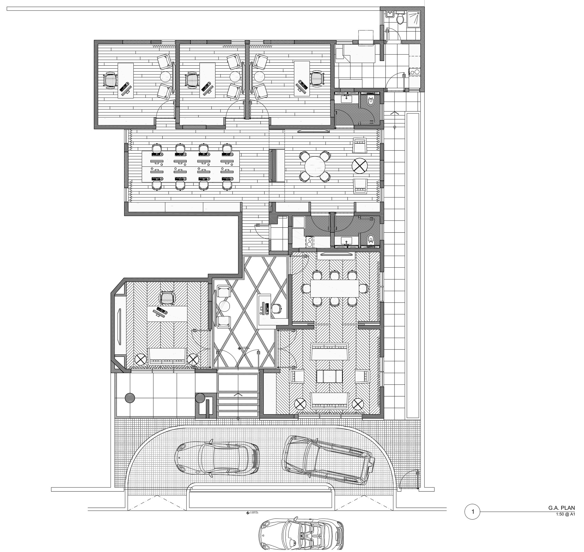 ZAD Office Plans