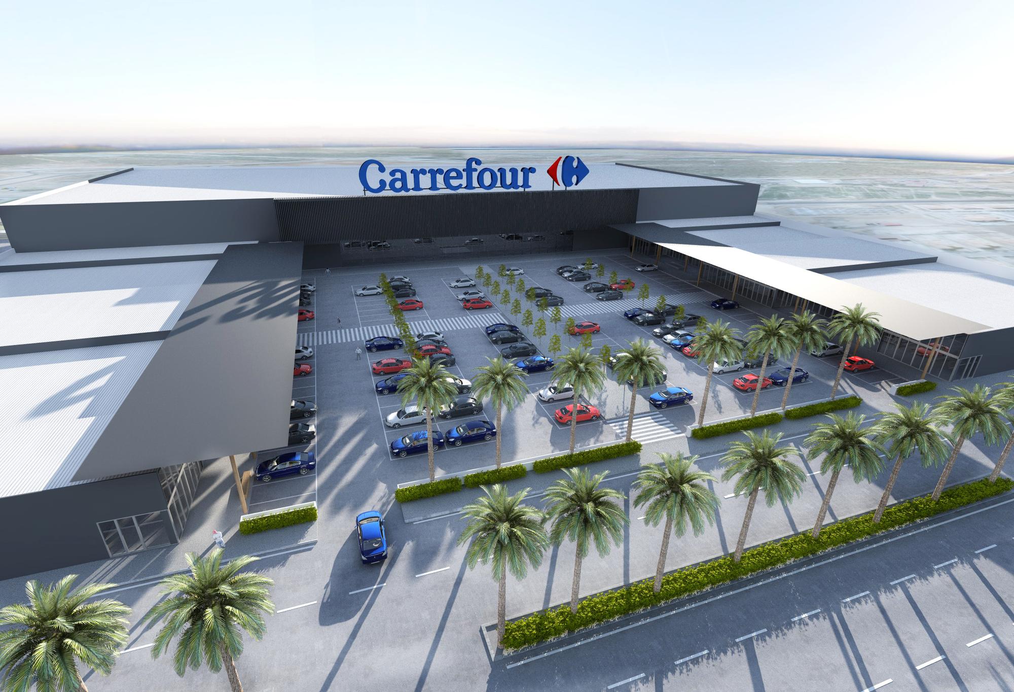 Carrefour Luanda