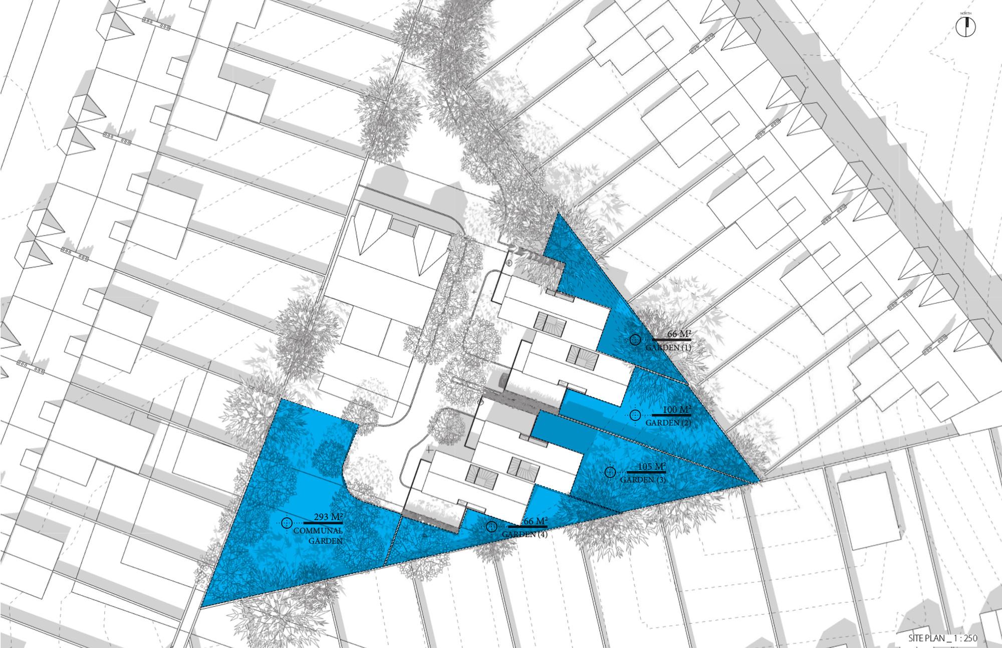 Sheldon Lodge Development Area Map