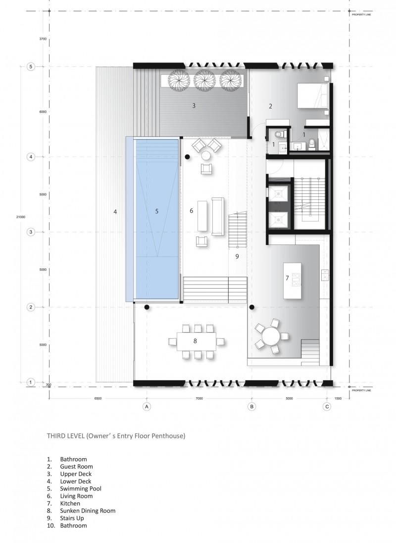 The Ridge Development Third Floor