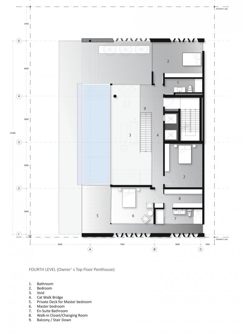 The Ridge Development Fourth Floor