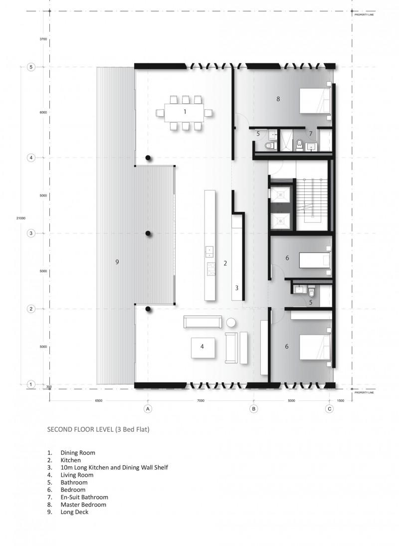 The Ridge Development Second Floor