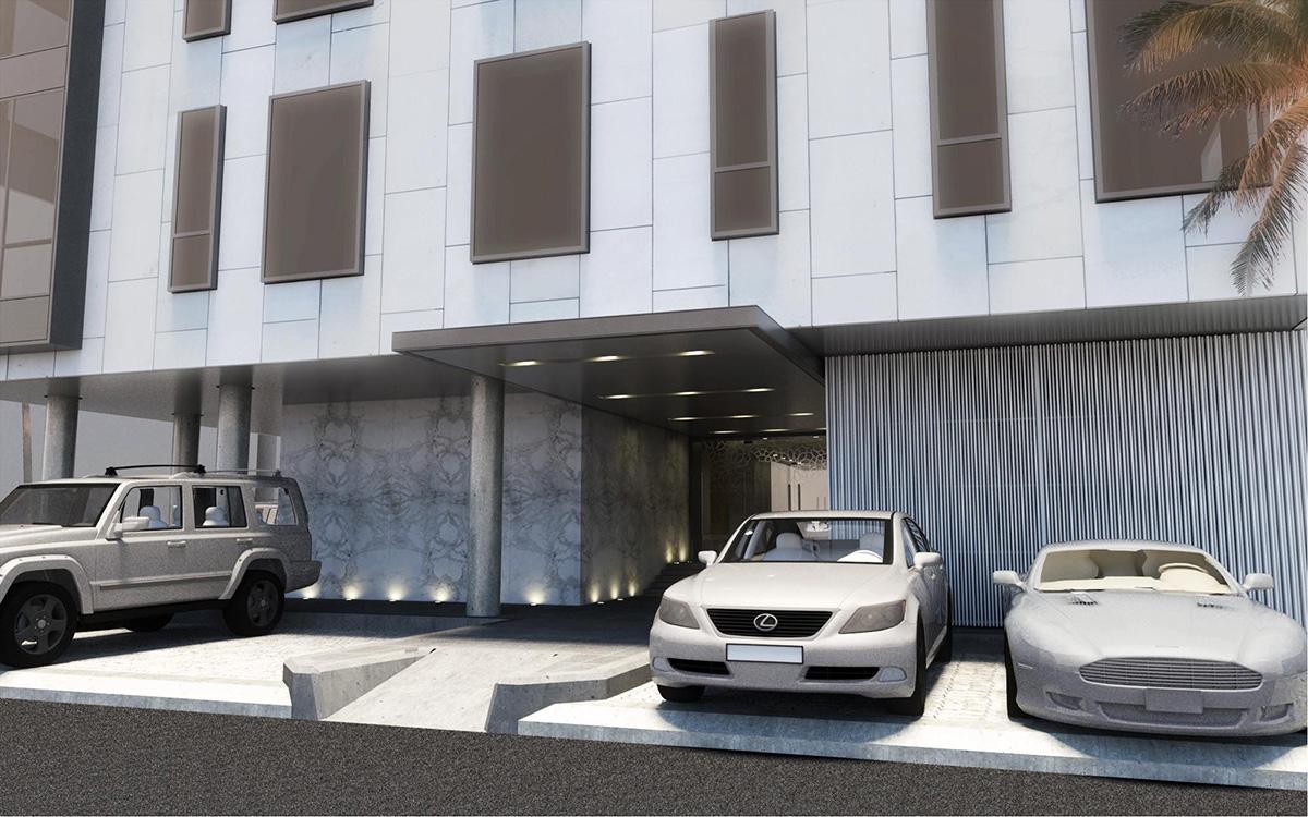 Rowdah Apartment