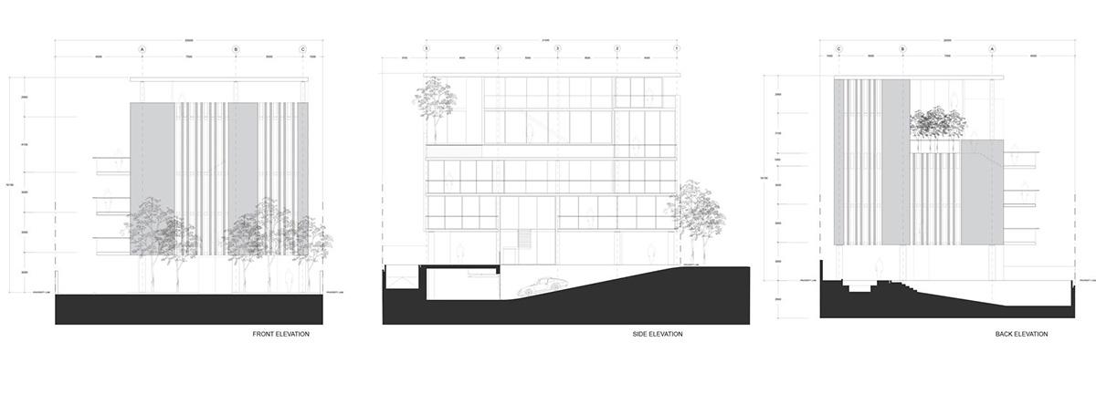 The Ridge Development Design Concept